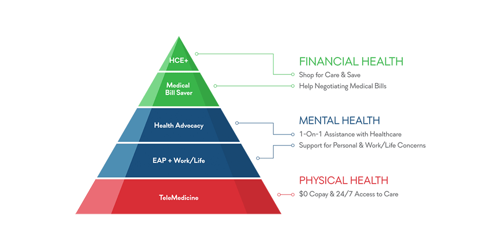 Helping Employers Build A Total Pyramid Of Telehealth Call A
