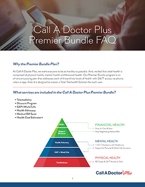 faq-call-a-doctor-plus-premier-bundle
