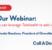 webinar information
